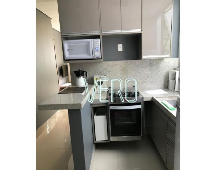 Apartamentos mobiliados – aluguel – serra a134