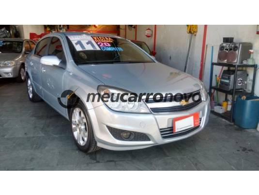 Chevrolet vectra elegan. 2.0 mpfi 8v flexpower mec 2011/2011