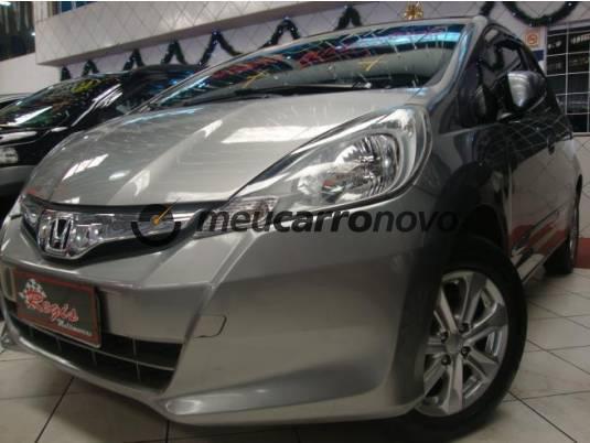 Honda fit lx 1.4/1.4 flex 8v/16v 5p aut. 2012/2013