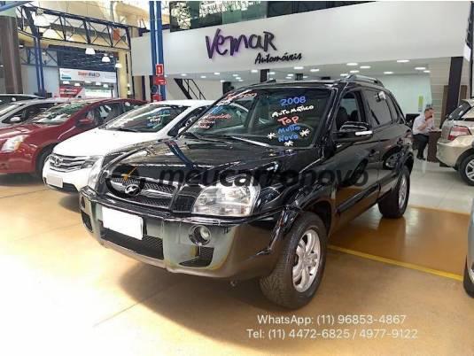 Hyundai tucson 2.0 16v aut. 2008/2008