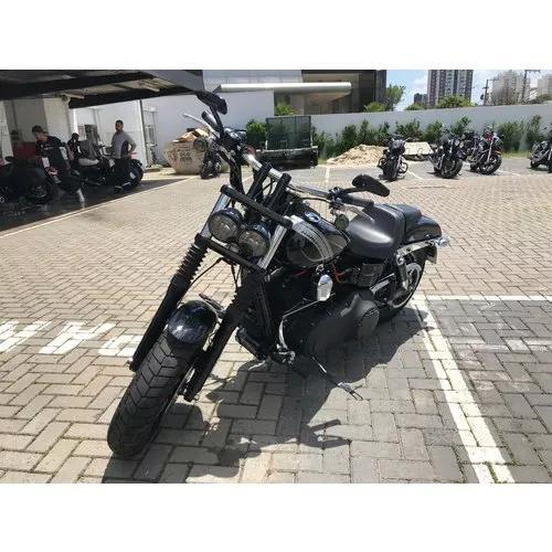 Harley davidson - fat bob 2016 - mais de 10k