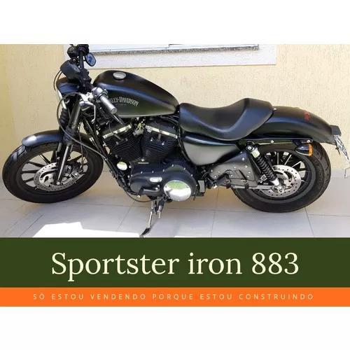 Harley davidson iron 883 xl iron 883
