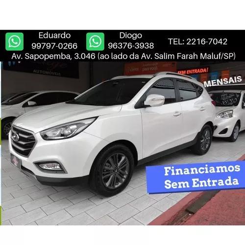 Hyundai ix35 ix35 2.0l gl (flex) (aut)