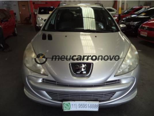 Peugeot 207 sw xr sport 1.4 flex 8v 5p 2012/2013