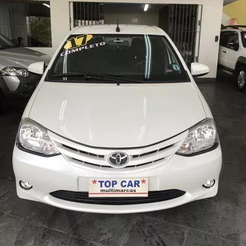 Toyota etios etios x 1.3 (flex)
