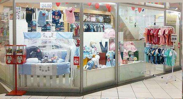 Vende loja bebe / infantil