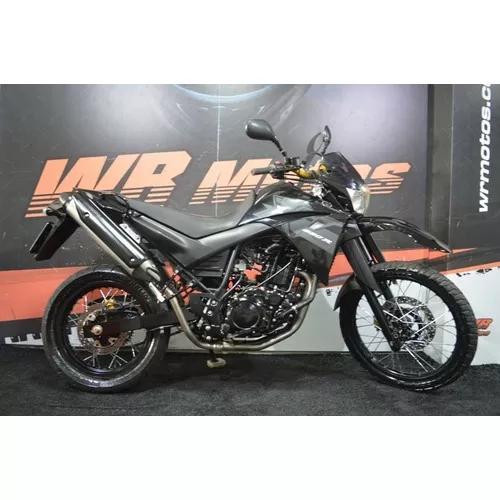 Yamaha - xt 660r - 2006