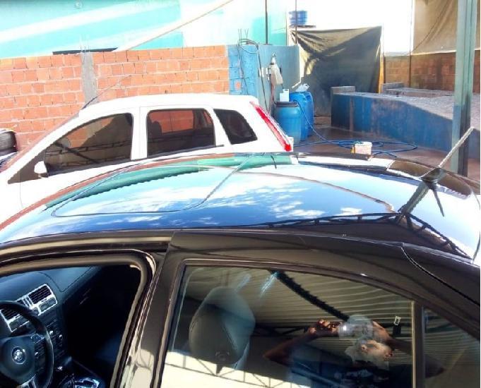 Bora 2009 completo com teto solar