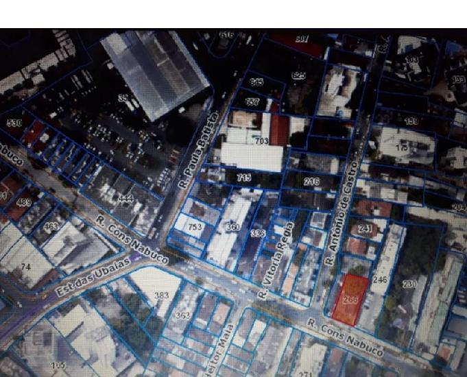 Casa plocação comercial em casa amarela 350m² terreno