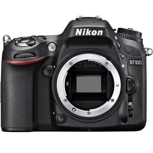 Camera nikon d7100 corpo - novo