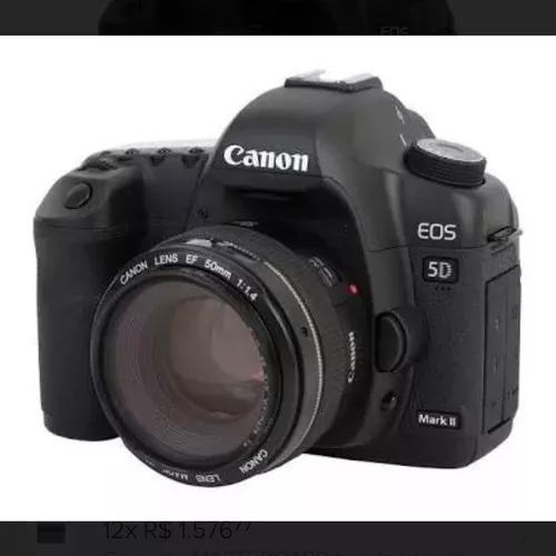 Canon 5d mark ll - ac. troca!!