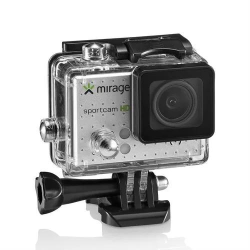 Câmera de ação sport 4k usb tela lcd 2pol 16mp mr3001