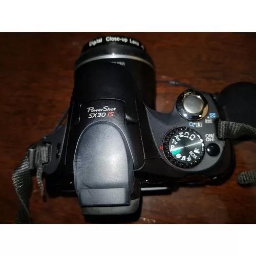 Câmera fotográfica digital cano power shot sx30 is