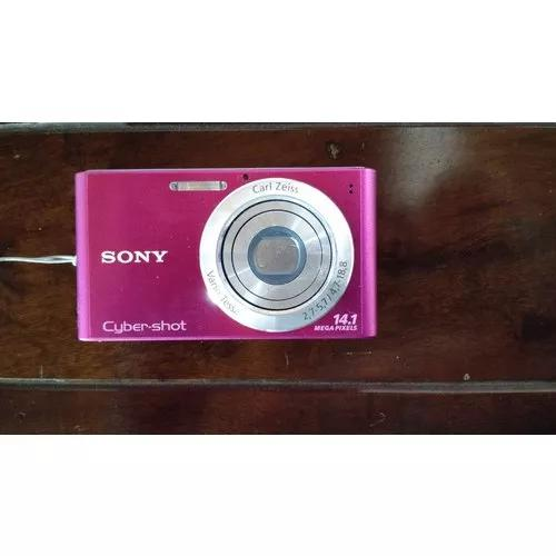 Câmera fotográfica sony cyber-shot 14.1