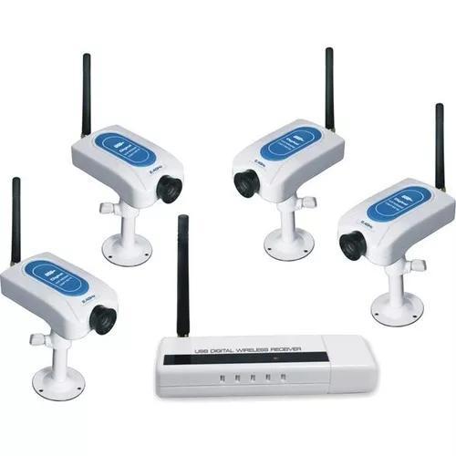 Kit de segurança wi-fi