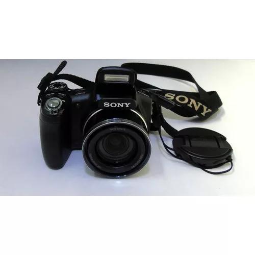 L 244 - máquina fotográfica sony c. shot mod. dsc-hx 1