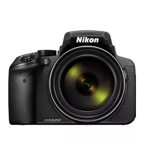 Nikon coolpix p900 zoom 83x wifi 60fps 16mp
