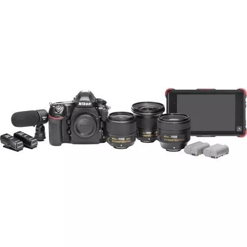 Nikon d850 filmmaker s kit