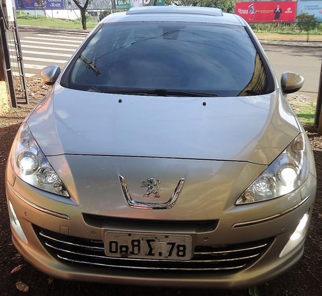 Peugeot 408 THP 1.6 TURBO COM TETO SOLAR - 2013