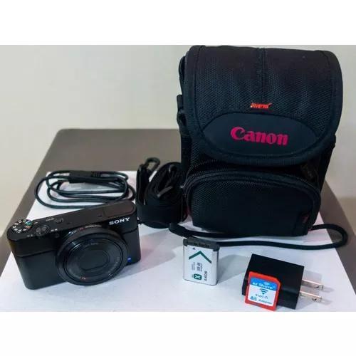 Sony Cyber-shot Dsc-rx100 [câmera Digital Compacta