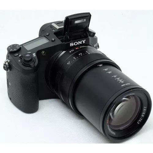 Sony dsc rx10 ii - 20mp - 4k - 24-200mm f2.8 - zeiss 960fps