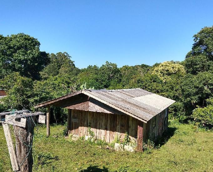 Terreno 600 m² - santa cruz do pinhal - taquara - rs