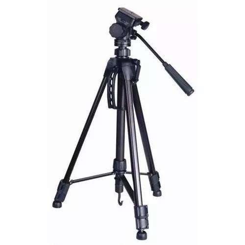 Tripe cabeça hidraulica camera digital filmadora dslr 3717