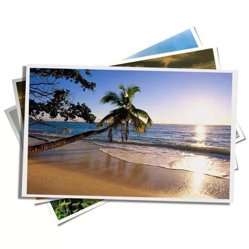 400 fls papel foto glossy 180g a4 brilho prova d'agua-oferta