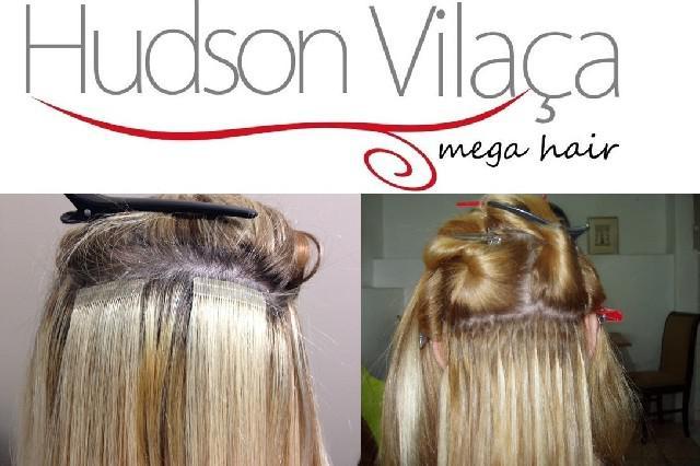 Alongamento de cabelos/mega hair