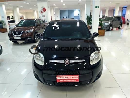Fiat palio attractive 1.0 evo fire flex 8v 5p 2013/2013