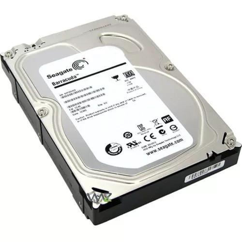 Hd seagate desktop 2tb 2000gb sata 3 6gb/s dvr oferta