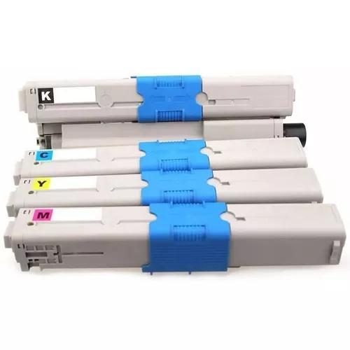 Kit 4x toner c330 c331 c510 c530 mc361 mc362 mc561 mc562