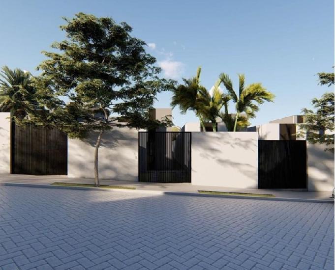 Residencial parque diamante - casas 2 e 3 quartos no sim