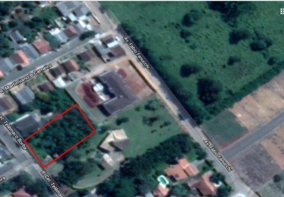 Excelente terreno 1210m² 22x55m urbano residencial tibagi