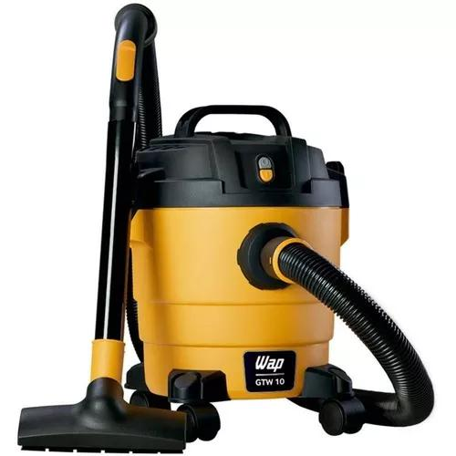 Aspirador de pó e água gtw10 1400w filtro lavavel 10l wap