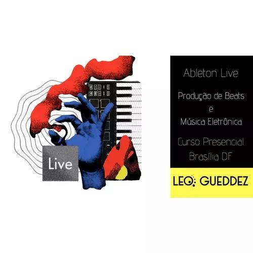 Aulas particulares de produção musical (ableton live)