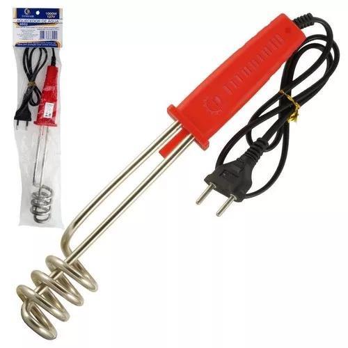 Ebulidor aquecedor de água rabo quente 1000w 110v ou 220v