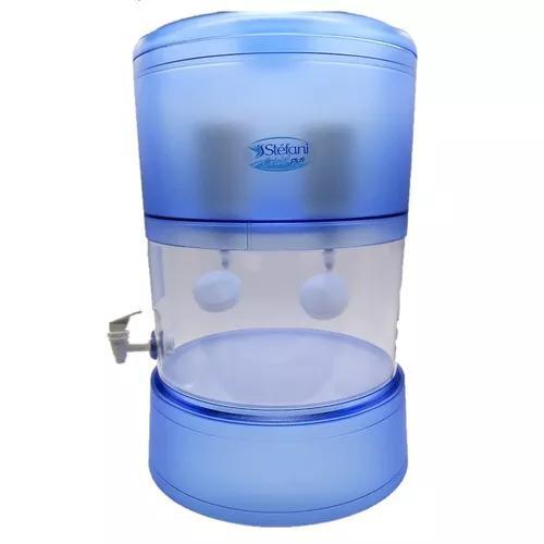 Filtro cristal c/ 2 velas tripla ação esterilizante cap 8