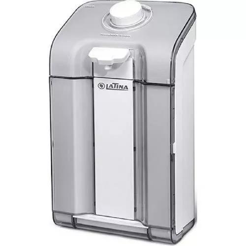 Filtro purificador de água latina pn535 fume claro