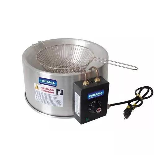 Fritadeira elétrica gourmet fritania 7 litros 220v 7144