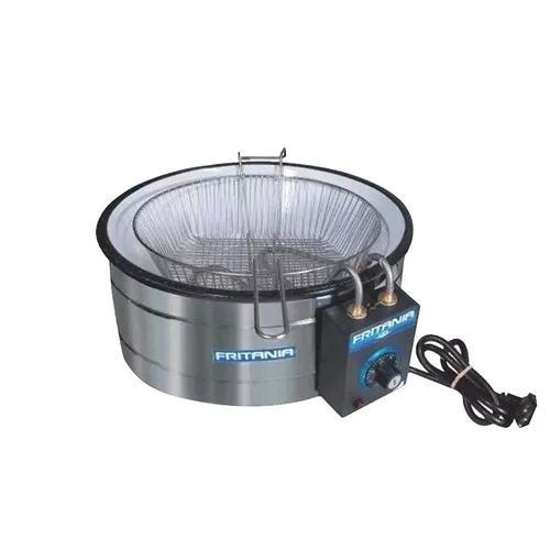 Fritadeira elétrica industrial fritania 7 litros 220v 397