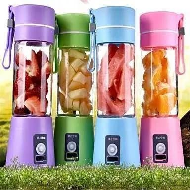 Juice cup mini liquidificador portatil recarregavel usb