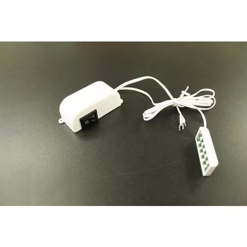 Luminária led para máquinas de costura lâmpada led 10