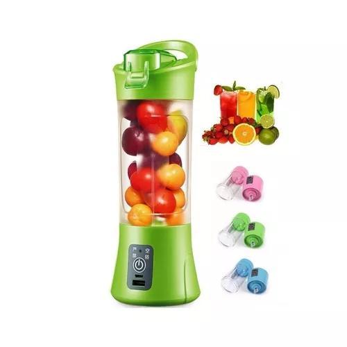 Mini liquidificador portátil juice shake cup sucos cabo usb