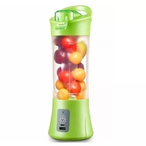 Mini liquidificador portátil shake eletrico juice cup sucos