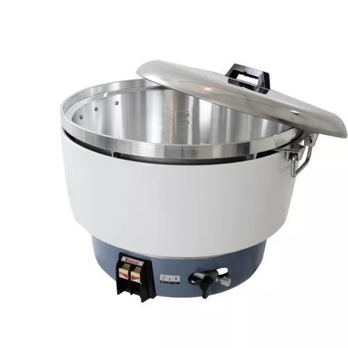 Panela de arroz rinnai à gás rr-50 a - grátis kit