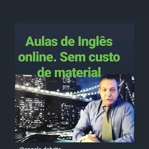 Professor De Inglês Online Professor Angelo. 33 Anos De