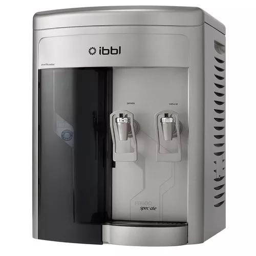 Purificador de água compressor ibbl speciale fr600 prata