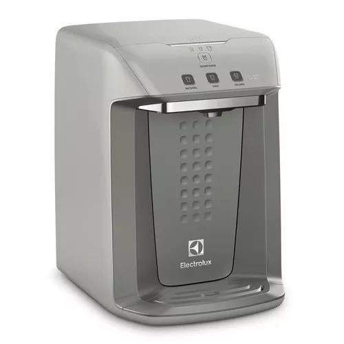 Purificador de água electrolux pa26g bivolt prata com 3 te