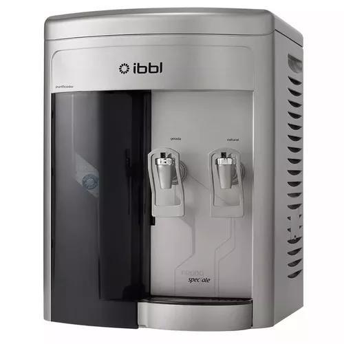 Purificador de água ibbl speciale prata compressor 110v